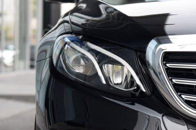 Ремонт и замена фар Mercedes-Benz